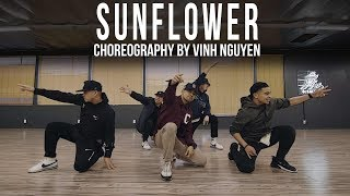 """Post Malone ft. Swae Lee """"Sunflower"""" Choreography by Vinh Nguyen"""