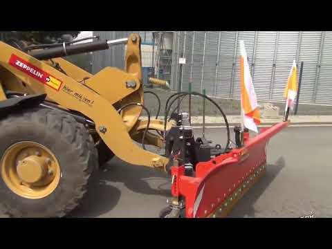 Adler Salzstreuer ST-E 200   Winterdienst