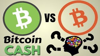 Bitcoin Cash Explained ( BTC vs BCH )
