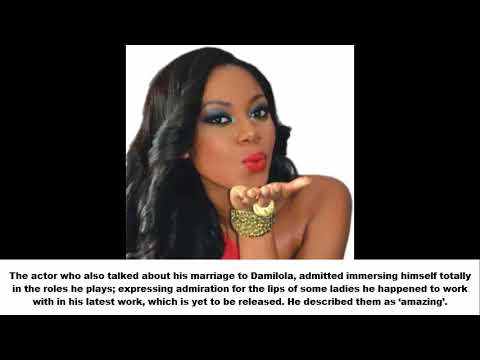 """I Enjoyed Kissing Yvonne Nelson"" – Ghanaian Actor Chris Attoh"
