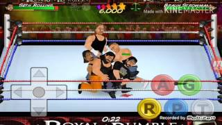 Wrestling Revolution 2d||(WR2d)wwe 2k17 Real Mod||new 2018 u