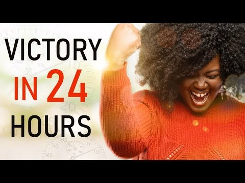 VICTORY IN 24 HOURS - JOIN PASTOR SEAN LIVE SUNDAY 5pm PST/6pm MST/7pm CST/8pm EST