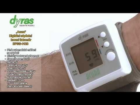 Zařízení pro snížení krevního tlaku