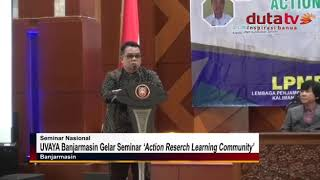 preview picture of video 'Seminar Nasional FKIP UAY 2018'