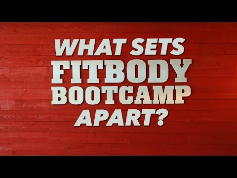 Fit Body Boot Camp Stands Out As The Recommended Fitness Franchise  2018