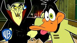 Looney Tunes | Duck Dodgers Hypnotised by Vampire | WB Kids