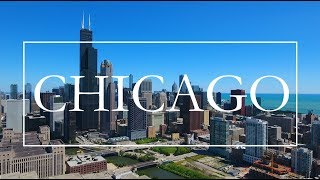 Chicago 4K Drone Footage
