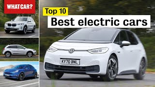 Best Electric Cars 2021 (and the ones to avoid) – Top 10s | What Car?
