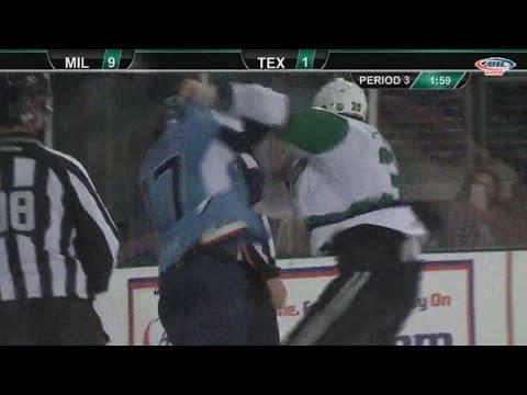 Dustin Stevenson vs. Mike Liambas