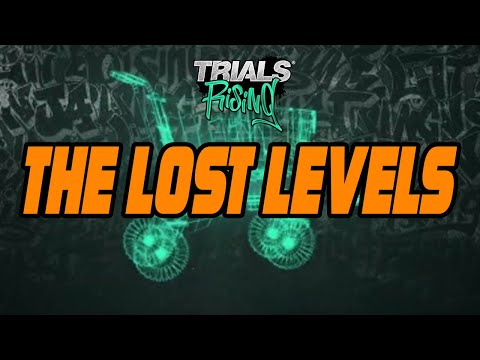 Trials Rising: Shopping Cart - The Lost Levels