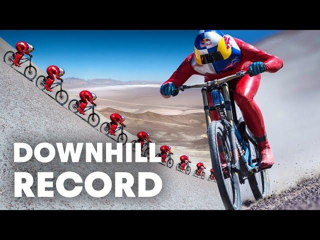 sportourism.id - Berkecepatan-167kmjam-Pesepeda-Gunung-ini-Pecahkan-Rekor-Baru
