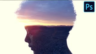 Create a Double Exposure VIDEO in Photoshop