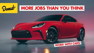 How to Get a Job in the Auto Industry!