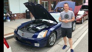 Is the 2004 Cadillac XLR just a FANCY Corvette? - Raiti's Rides