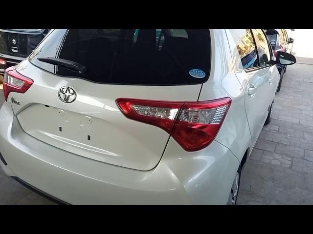 Toyota Vitz F 1.0 2017 for Sale in Rawalpindi