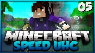 Minecraft: Speed UHC! Episode 5 - Best Game EVER!