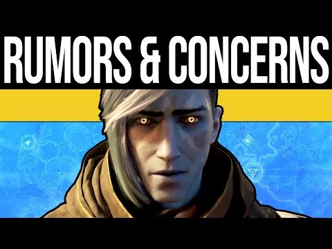 Destiny 2 | Why Are Players CONCERNED? (Should We Be?) D3 PvP Rumors, Year 3 DLC & Communication!
