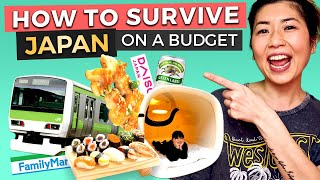 How to Travel Japan on the CHEAP (2020) | Budget Travel Tips