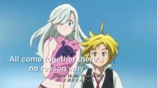 Gambar cover Man with a Mission [Seven Deadly Sins] AMV with Lyrics