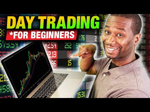 Day Trading for Beginners – Learn how to Day Trade