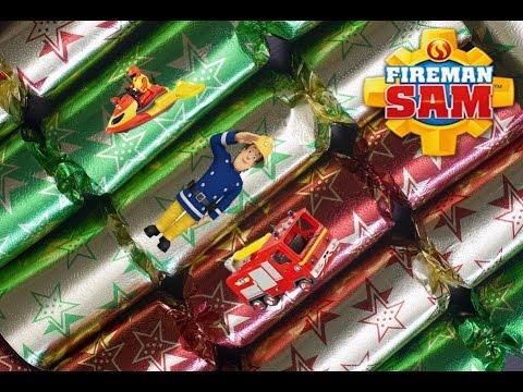 Feuerwehrmann Fireman Sam Christmas Surprise Toy Openings