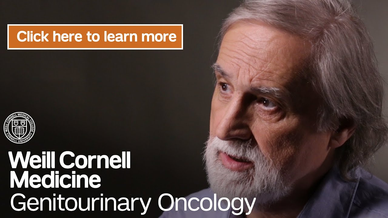 Kidney Cancer Center NY | Weill Cornell Medicine Genitourinary Oncology Program