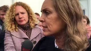 Ahed Tamimi's attorney Gaby Lasky blasts court for closing off proceedings | Kholo.pk