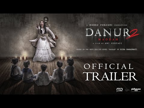 Danur 2  maddah   official trailer