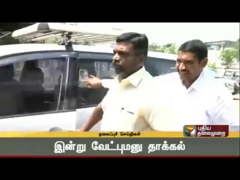 Puthiya-Thalaimurai-TV--News-Head-Lines-at-08-00-AM-27-04-2016