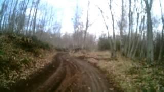 preview picture of video 'Ippovia del Vulcano Laziale & Percorso delle Fonti di Rocca Priora 7 Gennaio 2014'
