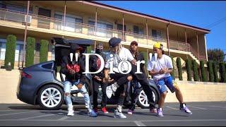 DIOR / SNITCHING - Pop Smoke | @THEFUTUREKINGZ (Dance Video)