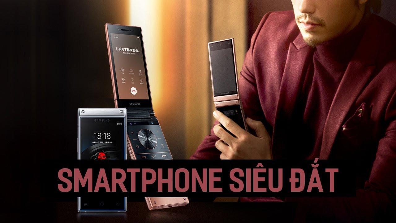 Samsung W2019 lộ hàng, giá đè bẹp cả thế giới
