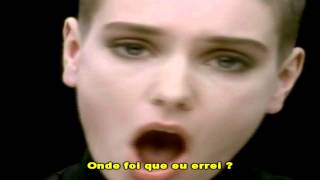 Sinead O'Connor - Nothing Compares 2 U