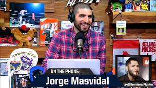 Jorge Masvidal Says Demian Maia Loss
