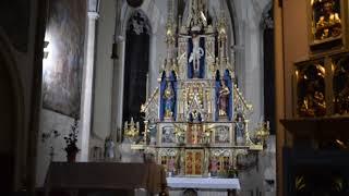 Orgelski koncert v Križevcih