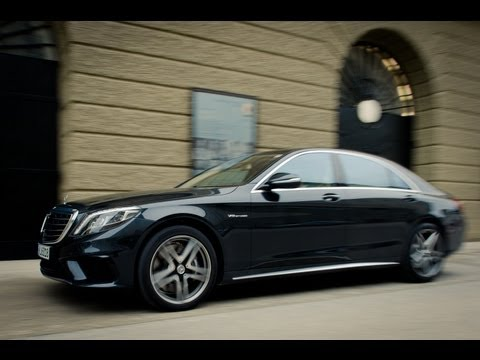 2014 Mercedes Benz S63 AMG 4MATIC (W222) -  Exhaust, Test Drive, and In-Depth Review (English)