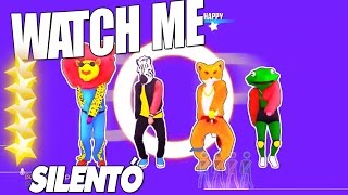 🌟 Just Dance 2017 : Watch Me (WhipNae Nae)   Silentó | 5 Star 🌟