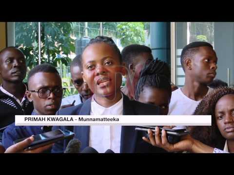 OBUGULUMBO E MAKERERE: Waliwo abayizi abagenze mu kkooti
