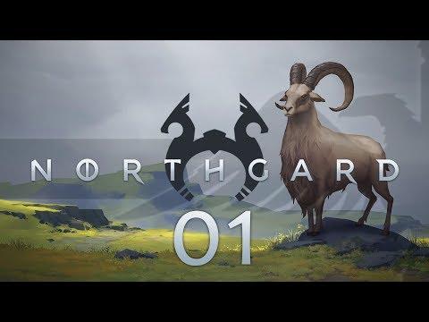 Northgard #01 GOAT CLAN - NORTHGARD Let's Play