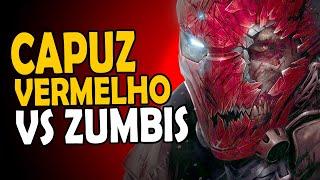 CAPUZ VERMELHO VS ZUMBIS - SEQUÊNCIA DCEASED | História Completa