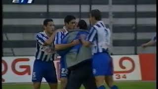 το πρωτο γκολ του ΜΙΧΑΛΗ ΚΩΝΣΤΑΝΤΙΝΟΥ στο Ελληνικο πρωταθλημα με τη φανελα του ΗΡΑΚΛΗ