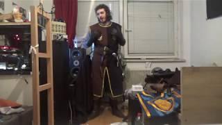 Drakkar's Costume Ideas #01 Basic Knight Costume