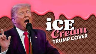 Ice Cream - Donald Trump Cover Parody - Blackpink ft. Selena Gomez