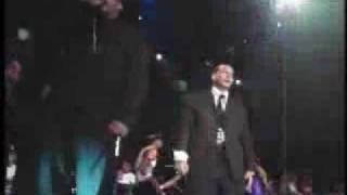"Daddy Yankee ft Don Omar-Gata Gangster(Live ""Ahora Le Toca Al Cangri"")"