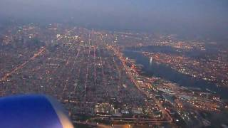 preview picture of video 'Flying out of Philly'