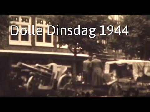 Dolle Dinsdag in Alkmaar