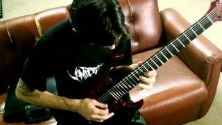 Job For A Cowboy - Misery Reformatory (cover)