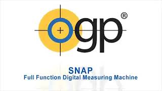 OGP   SmartScope Specialist   SNAP   MTL X5   Three systems for medical device metrology