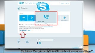 How to Setup a Caller ID for your Skype® Account