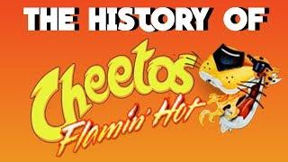 History behind Flamin' Hot Cheetos